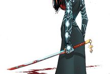 Samouraï Girl