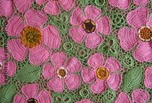 crochet (irish crochet)