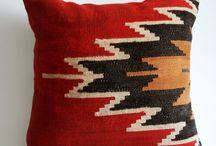 Weaving Pillows