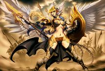 Valkyrie / by Ms Entropic