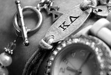 Kappa Delta  / by Ashley Anne