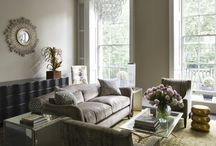 English Elegance With Charlotte Crosland / Elegance and color are key for award-winning English designer Charlotte Crosland when creating spaces for her clients.  Crosland, a busy mom of three, believes design should balance style and comfort.  Her formula must be working; as she recently won Designer of the Year and Show Home of the Year awards in the UK.  Read More at: http://designlifenetwork.com/english-elegance-with-charlotte-crosland