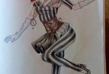 Мои почеркушки /My drawings / Здесь будут мои рисунки)/There will be my drawings