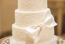 Wedding Cakes / Njom njom with glamour!