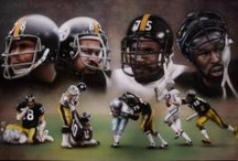Steelers / by Taylor Sells