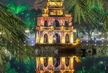 Travel - Vietnam, Hanoi