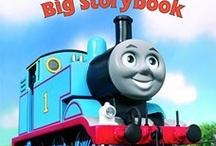 Inspired by Thomas the Tank Engine