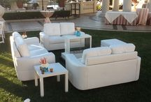 Tustin Florist Rental / Lounges set, Love seat, Chargers,  for any occasion!