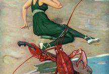 lobster love x