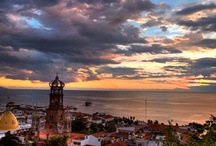 Puerto Vallarta, Mexico / Places to see and explore while in Puerto Vallarta, Mexico. / by Shirley Hamm