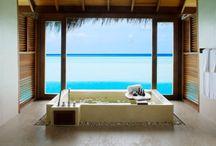 Lüks Oteller/Luxury Resorts / Sizi şımartacak bir Maldivler tatili için...