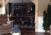 Home Inspiration - Farmhouse Decor