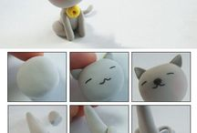 Happy Claying / The collection of kawaii clay. Will do this ASAP! n__n