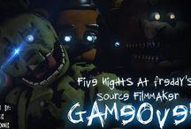 Game Over-FNAF