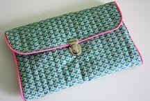 couture tuto pochette sac trousse / exemple de sac, pochettes, trousse a coudre,  style couleur, explication tuto patron