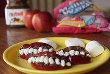 Halloween Food fantasies