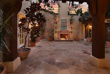 Courtyard landscaping / Welcome to courtyard landscaping. We have lots of great courtyard ideas to help you design your very own space . We hope you get a chance to visit some of our other boards for more inspiration. Thanks for stopping by Dream Yard's Pinterest boards.  / by dreamyard