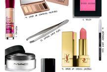 Colección de maquillaje