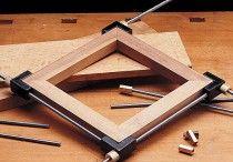 Wood clamp/ragum