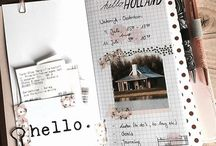 ☆  Travelers notebook ☆