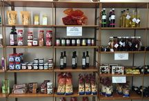 Mini Gourmet Boutique / Our little boutique onsite offers a variety of gifts, swimwear, traditional handicrafts and gourmet products from the region, as well as accessories and souvenirs branded by Thermae Sylla. Read more here: http://goo.gl/c84Rfe