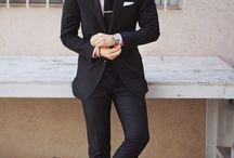 My man's style