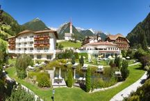 Wellness Resort Schwarzenstein****s / The fist adress for wellness, Ski and hiking holidays Ahrntal. In summer and winter your perfekt holiday in the mountains of south tirol.