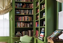 Decor - Library / Inspiations