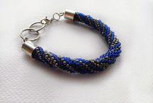 Handmade jewelry / beadwork