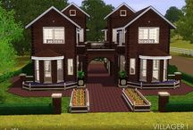 The sims 2 houses