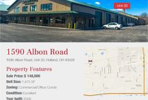 For Sale / Commercial real estate properties for sale in Toledo, OH