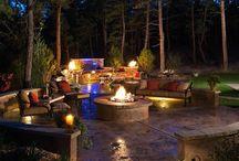 Black Forest Patio / Custom designs by Colorado Custom Decks & Mosaic Outdoor Living & Landscapes. http://coloradodecks.com/
