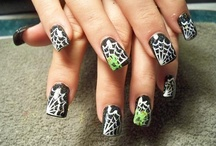 Halloween Nails / by Rio Beauty Specialists