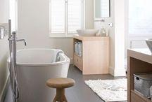 Badkamers en toiletruimtes