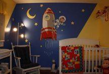 Kid's Rooms to admire / by Rachel Cross