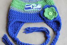 Bonnets bébé au crochet / Baby hats to crochet