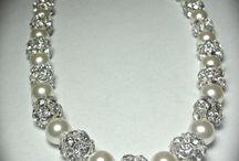 Necklaces, Bracelets, Earrings