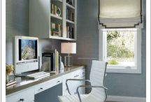 Office / Office decorating and organizing