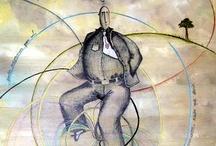 My paintings and art / My illustrations, paintings, sketches, and renders // Mis pinturas, ilustraciones, trazos, renders y demás cuestiones artísticas.