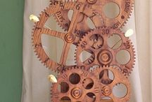 wooden gears projects