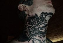 Guy Le Tatooer / Nice Tattoos