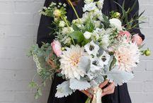 Wedding bouquet inspiration / Wedding flowers decoration