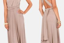 All Dress'd Up / Dresses Dresses and more Dresses!!