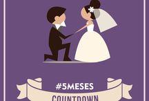 Papelaria do meu Casamento / Arte desenvolvida nos preparativos do meu casamento