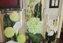 floral arrangements - unique