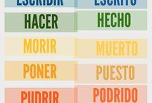 Español: Verbos