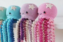 Amigurumi / Amigurumi patterns and inspiration