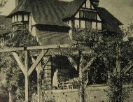 Blyton's home: Green Hedges
