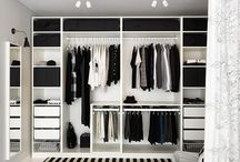Penderies chambre