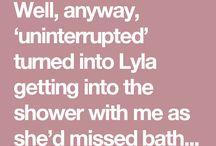 • The Adventures of Lyla • / Blog